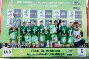 MKS Polonia Lidzbark Warmiński U8 mistrzem województwa