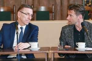 Prezydent Grzymowicz odpowiada właścicielowi Stomilu Olsztyn
