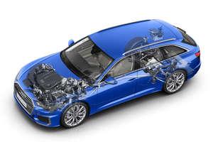 Audi A6 – ewolucja technologiczna trwa