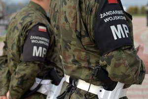 Żandarmeria wojskowa zatrzymała żołnierzy z Węgorzewa