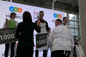Dominik Sieński zwycięzcą konkursu kulinarnego
