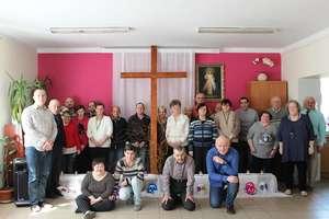 Droga Krzyżowa w ŚDS w Iłowie
