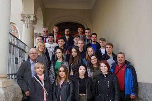Młodzież z Mechanika z kolejną wizytą w Niemczech.