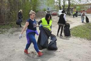 Zebrali śmieci w mieście. Było ich co niemiara