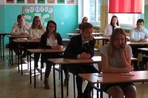 Trwają egzaminy gimnazjalne