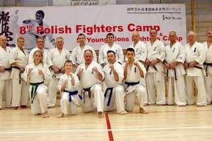 Karatecy z Iławy byli na obozie Polskich Wojowników i Młodych Lwów