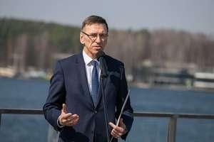 Ktoś groził prezydentowi Olsztyna. Czy Piotr Grzymowicz się boi?
