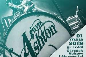 UWAGA!!! KONCERT ODWOŁANY Koncert Gwyna Ashtona. Posłuchaj bluesa