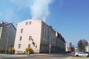 Paliło się na Konarskiego 11. Strażacy szybko opanowali sytuację