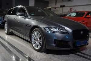 Jaguar XF – biznesowe zwierzę