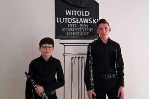 Młodzi klarneciści na III miejscu