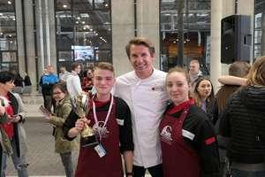 Sukces kulinarny uczniów z Malinowa