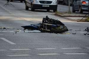 Wracamy do tematu: Zarzuty dla policjanta za potrącenie motocyklisty pod Dobrym Miastem