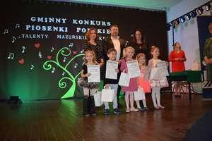 Konkurs Talenty Mazurskiej Krainy