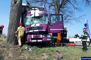 Trzy osoby zginęły na drogach Warmii i Mazur w czasie świąt