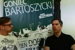 """Rozmowa """"Gońca"""": prezes klubu kolarskiego BKK Rant Paweł Krywko"""