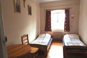 Można odpocząć w gościnnych murach klasztoru