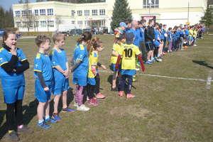 Purda zdominowała wojewódzki turniej rugby dzieci i młodzieży