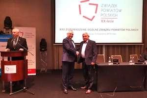 Starosta Lidzbarski na Zgromadzeniu Ogólnym Związku Powiatów Polskich