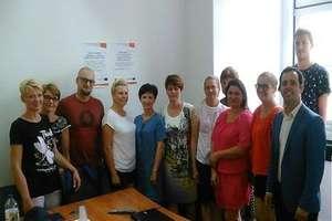 Europejskie kompetencje kadry dydaktycznej Gminy Płośnica