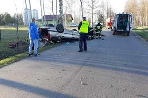 Podczas wielkanocnych działań policjanci ukarali mandatami 115 kierowców za wykroczenia drogowe