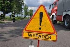 Trasa Pisz-Ruciane-Nida zablokowana! Zderzyło się kilka aut