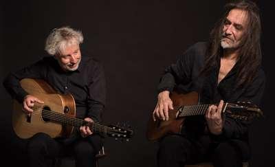 Koncert: Mirek Czyżykiewicz i Witold Cisło w CEiIK