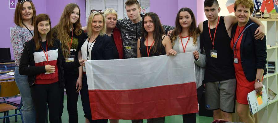 Dzięki programowi uczniowie i nauczyciele z Reszla korzystają z zagranicznych wyjazdów