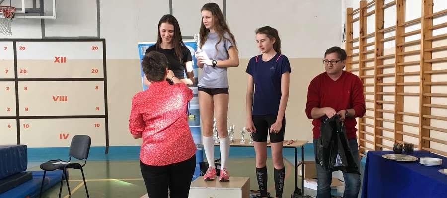 Halowe Otwarte Mistrzostwa Powiatu Braniewskiego w Skoku Wzwyż