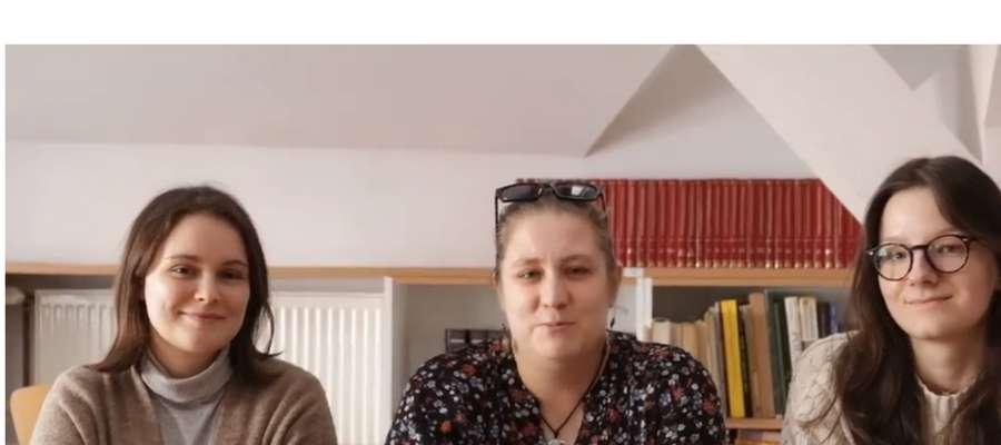 Angelika Witkowska, Marta Wróblewska, Paula Umińska