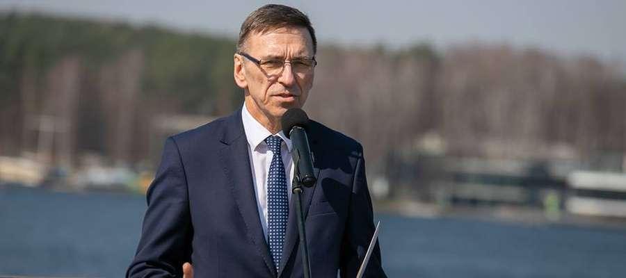 Dlaczego ktoś grozi prezydentowi Olsztyna?