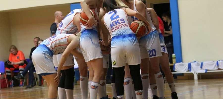 Więcej zwycięstw koszykarek KKS Olsztyn w hali przy Głowackiego już nie będzie...