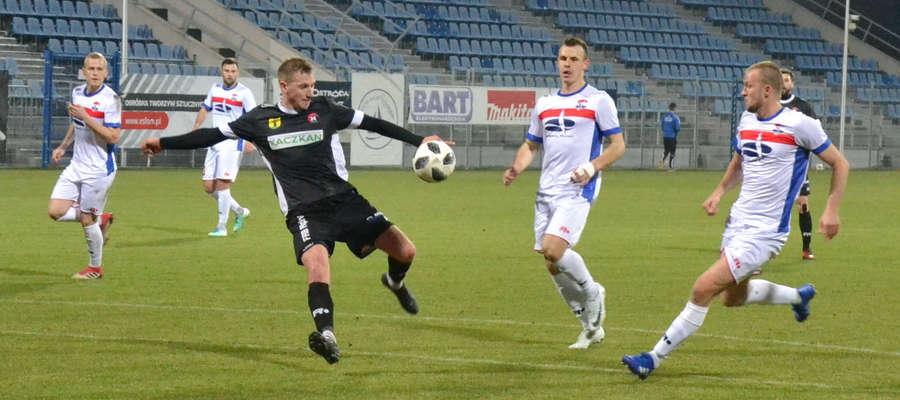 Piłkarze Sokoła Ostróda drugi raz tej wiosny wystąpią na stadionie przy ul. 3 Maja