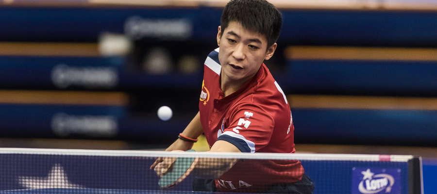 Shihao Wei jest bardzo dobrym zawodnikiem