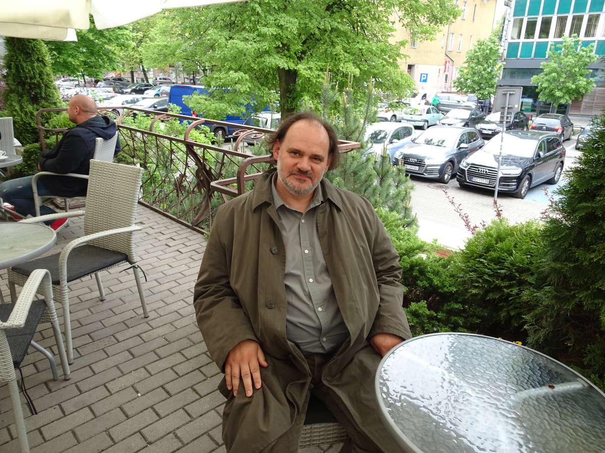 Jacek Kowalewski: — Nie tyko nie nastąpił koniec historii, nie skończyło się też zainteresowanie historią  - full image