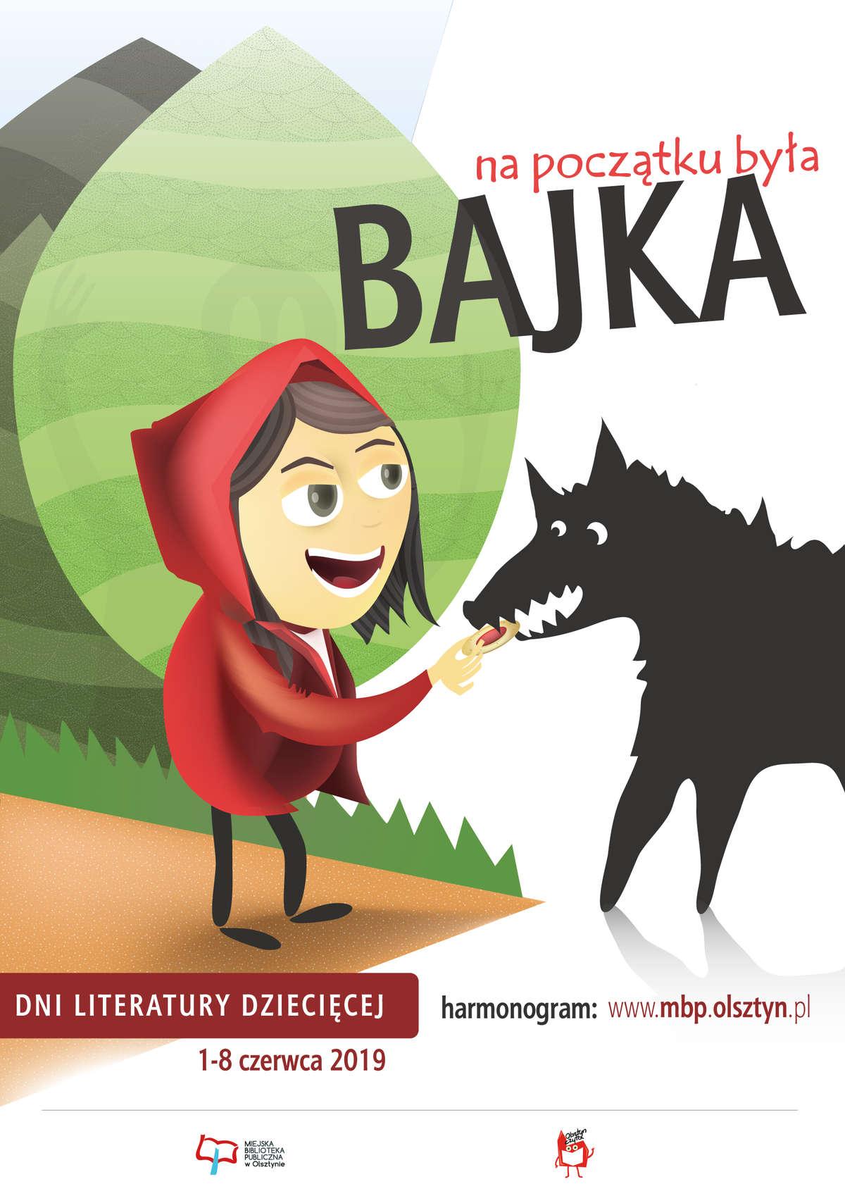 Dni Literatury Dziecięcej w bibliotekach w Olsztynie - full image
