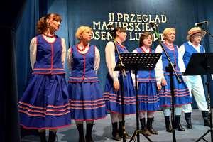 II Przegląd Mazurskiej Piosenki Ludowej