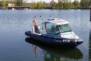 Pierwsze interwencje na wodzie