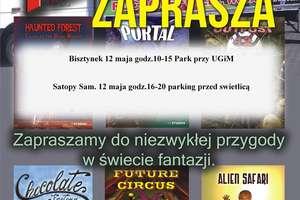 Kino 7D w Bisztynku i Sątopach-Samulewie