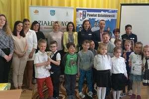 """""""Żyj bezpiecznie, zdrowo i ekologicznie"""" - powiatowy konkurs dla przedszkoli rozstrzygnięty"""