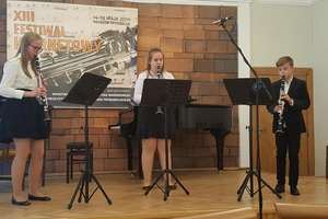 Sukcesy uczniów oleckiej Szkoły Muzycznej