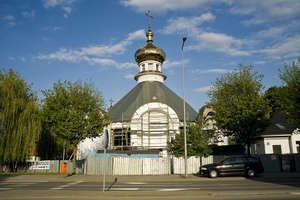 Budowa cerkwi ruszyła na nowo