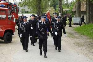 Strażacy OSP gminy Bisztynek świętowali w Wozławkach