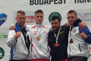 Złoty Marcin Dolecki na zawodach Pucharu Świata w Budapeszcie