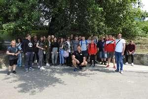 Pojechali na Piknik Olimpijski do Warszawy
