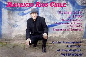Koncert Mauricio Rios