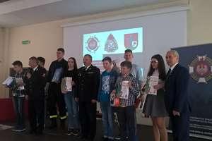 Remigiusz Próchniewski jedzie na finał konkursu wiedzy pożarniczej