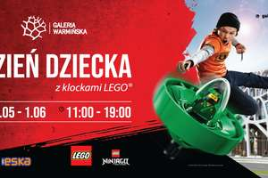 Dzień Dziecka z klockami LEGO® Ninjago