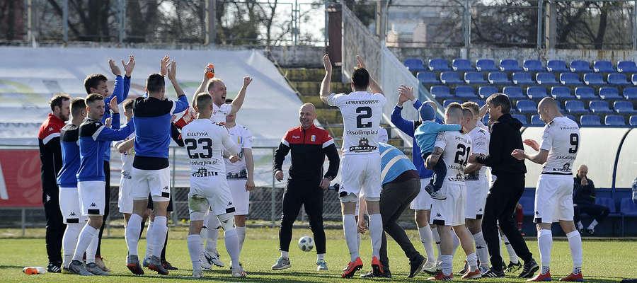 Olimpia Elbląg utrzymała się w II lidze