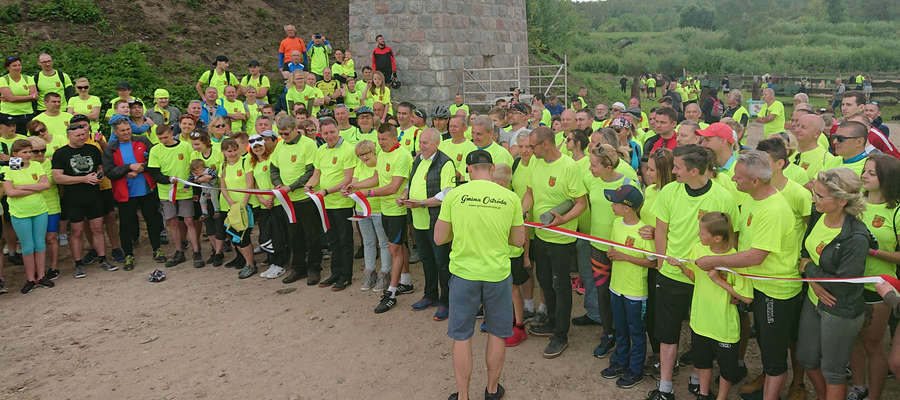 W Glaznotach odbyło się oficjalne otwarcie zrewitalizowanego wiaduktu